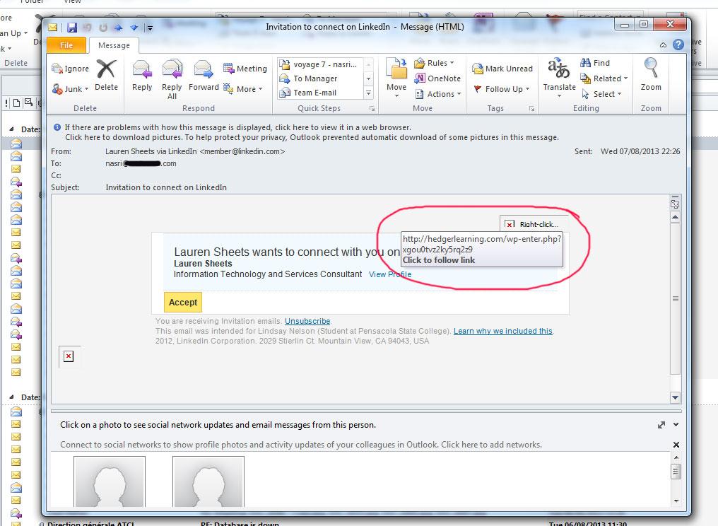 phishing-linkedin