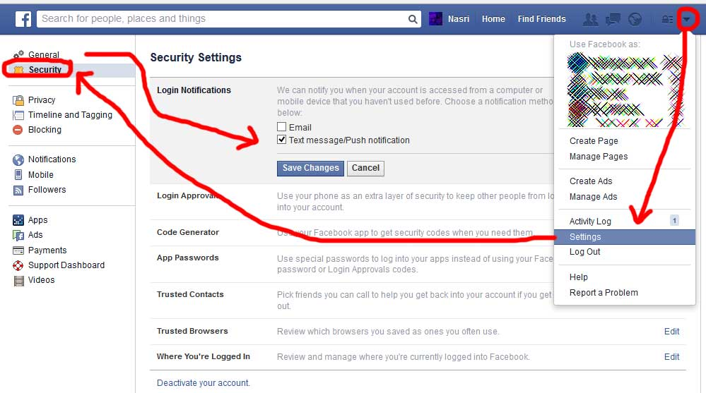 how to create a new facebook account step by step